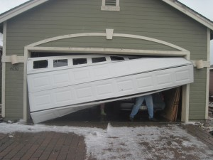 garage-door-crashed-repair-service-coon-rapids-mn