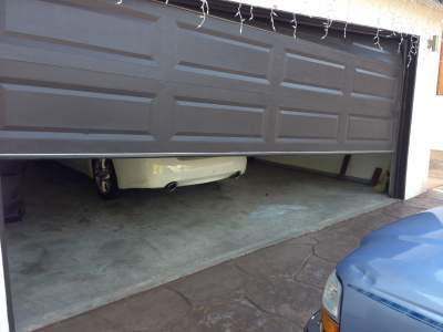 Garage Door Off Track Repair Minneapolis