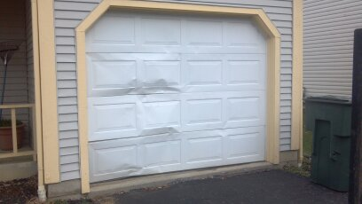 Genial Replace Broken Garage Door Panels Minneapolis